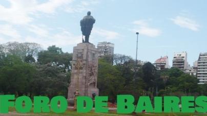 La Plaza República Oriental del Uruguay