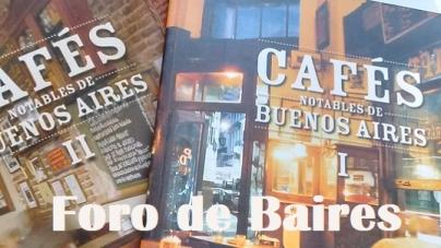 Los Libros de Cafés Notables que recibió de regalo el Papa Francisco