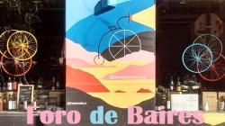 """Los Graffitis de """"Sommelier en Bicicleta"""""""
