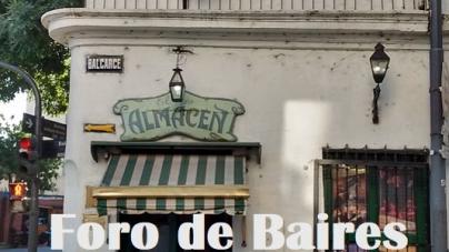 Arte Urbano en San Telmo