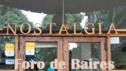 "El Bar Notable ""Nostalgia"""