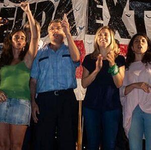 "Cele Fierro: ""Legitiman 70 mil millones de estafa"""