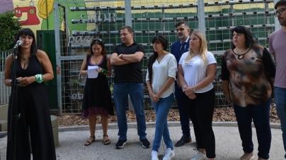 Se conmemoró el Día Internacional de la Mujer en la Comuna 15