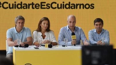 Rodríguez Larreta anunció un paquete de medidas respecto del Coronavirus