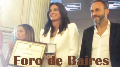 Gabriela Sabatini fue declarada Ciudadana Ilustre de la Ciudad de Buenos Aires