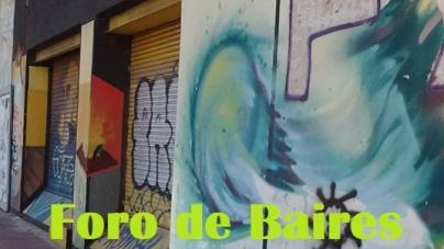Los Graffitis de Juan B. Justo y Nicaragua