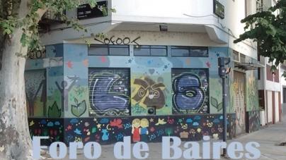 Los Graffitis de Soler y Uriarte
