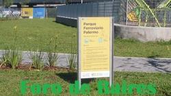 El Parque Ferroviario