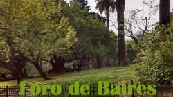 El Parque Las Heras, un pulmón inmenso en plena Ciudad de Buenos Aires