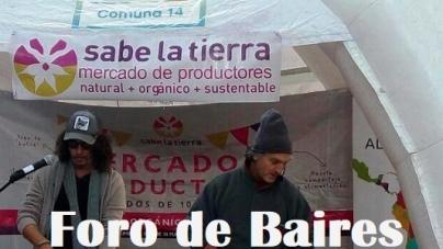 """Hoy Jueves 05 de Marzo llega """"Sabe la Tierra"""" al Parque Las Heras"""
