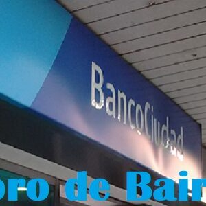 El Banco Ciudad hoy Lunes regula sus horarios habituales