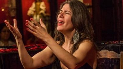 """Entrevista a Marta Guitart, locutora, actríz y poeta quien hoy presenta su Audiolibro """"Otros aguaceros"""""""