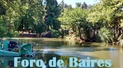 El Lago Victoria Ocampo, Predio del Parque Tres de Febrero