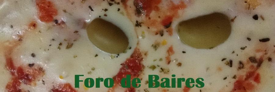 La Pizzería Félix, una de las mejores pizzas de Palermo