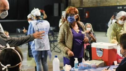 El Gobierno porteño ya vacunó contra la gripe a 190.000 adultos mayores