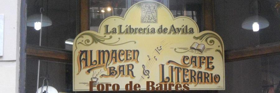 La Librería de Ávila (ex Librería del Colegio)