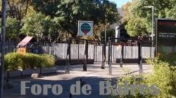 La Plaza Julio Cortázar en cuarentena