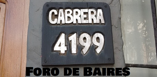 """""""Don Andrés"""", una cervecería artesanal graffiteada ubicada en Cabrera al 4100"""
