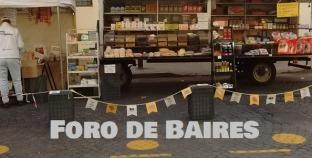 Con muy pocos compradores, continúan trabajando las Ferias Barriales