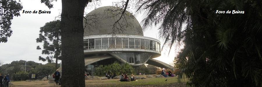 Frikiland en el Planetario
