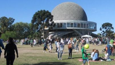 Flora y Fauna en el Planetario Galileo Galilei