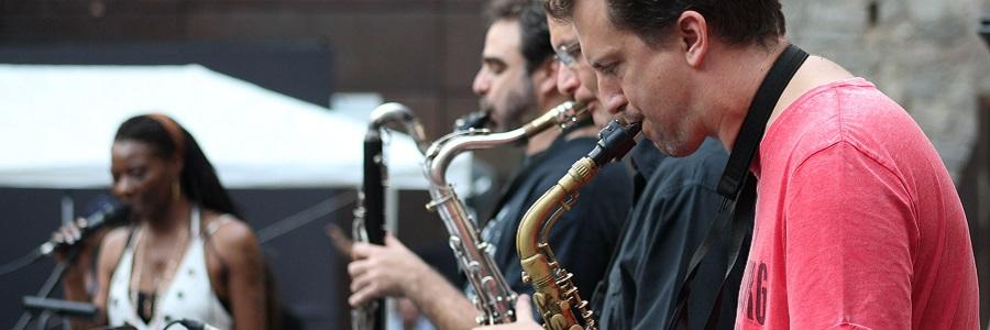 Jazz en el Parque Centenario