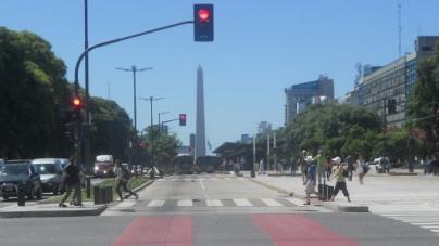 La Avenida 9 de Julio