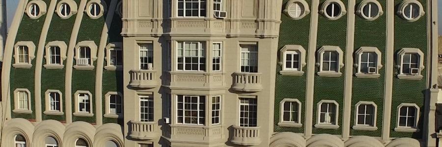 El Palacio Barolo Embrujado