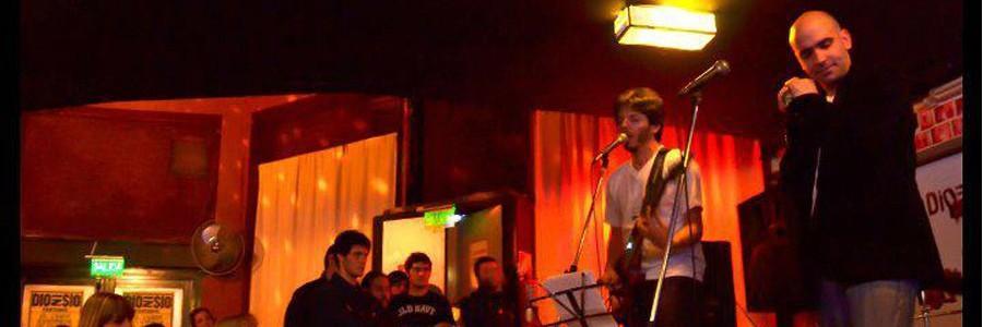 Entrevista a la Escocesa Blues Band