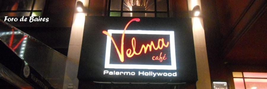 """El bar """"Velma Cafè"""""""