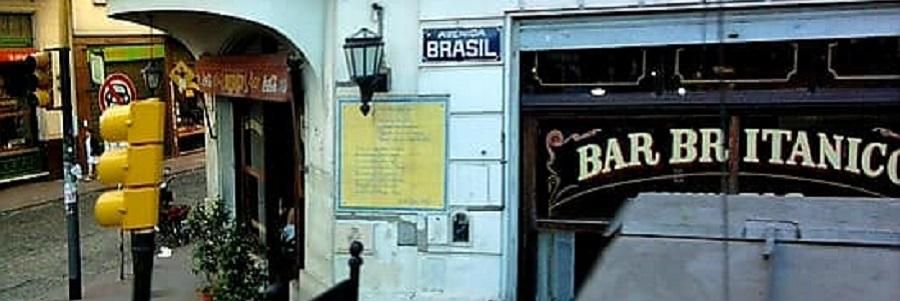 Cerró el Bar Británico
