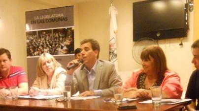La Legislatura llega a Palermo