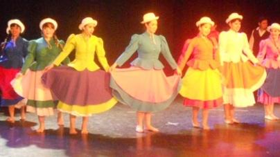 Danza en el Teatro Sarmiento