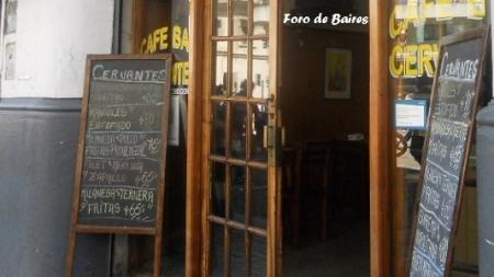 El Restaurante Cervantes