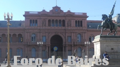 Monumento ecuestre a Manuel Belgrano