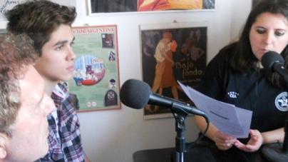 Entrevista a Sebastián Olazarri y Ricardo López Correa, ambos deportistas