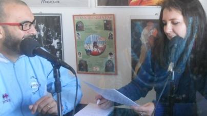 Entrevista a Sebastián Videla, deportista de SUMO