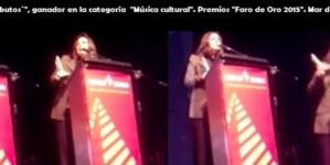"""""""Foro de Baires"""" ganó el Faro de Oro 2015"""