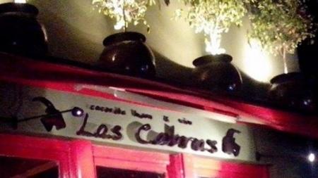 """El Restaurante """"Las Cabras"""""""