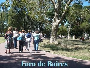 Visitas al Parque Lezama