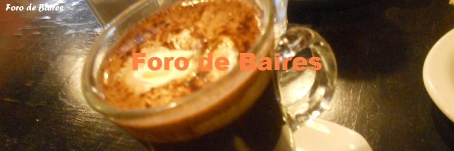 Café Científico en el bar Lavalle