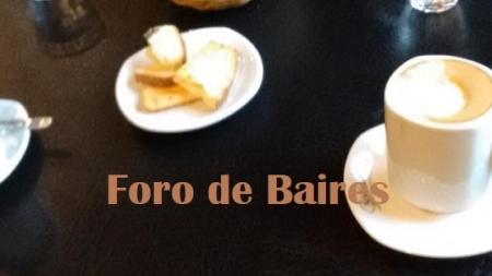 """Vittoriano Cafè"", un càlido Bar ubicado en el barrio de Villa Crespo"