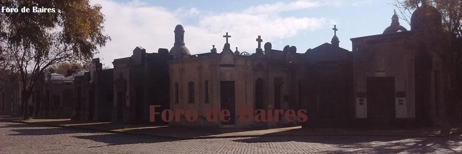 El Cementerio de La Chacarita y sus historias urbanas