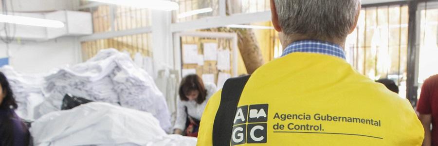 Foto: Agencia Gubernamental de Control