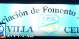 La Asociación de Fomento Villa Cerini