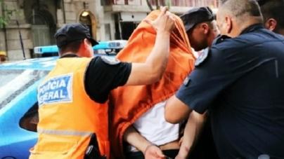 Banda detenida en Palermo
