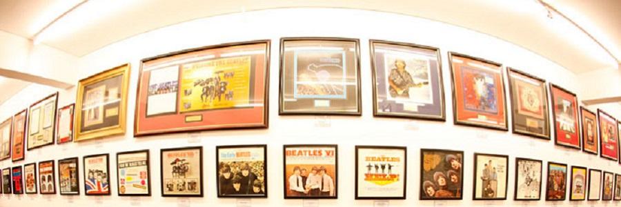 Foto Gentileza: Museo Beatle
