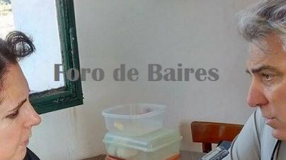 Visita al Club de Pescadores en Costanera Norte