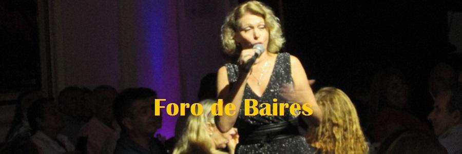Foto Foro de Baires