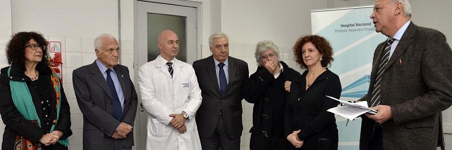 Foto Gentileza: Hospital Posadas